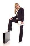 Femme d'affaires Photos stock