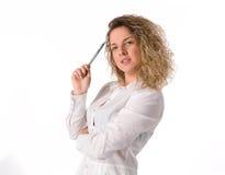 Femme d'affaires - 2 Photographie stock