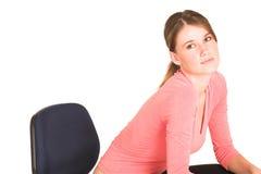 Femme d'affaires #415 Images libres de droits