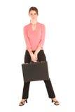 Femme d'affaires #420 Photographie stock libre de droits