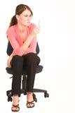 Femme d'affaires #423 Images stock