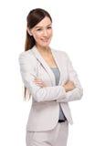 Femme d'affaires - 2 photo libre de droits