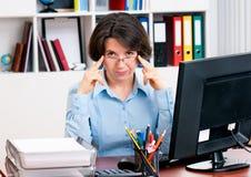 Femme d'affaires - 2 Image stock