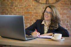 Femme d'affaires - 2 photographie stock libre de droits