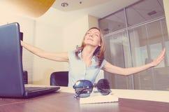 Femme d'affaires - 2 Images stock