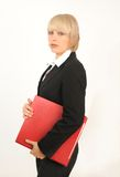 femme d'affaires Photo stock