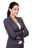 Femme d'affaires caucasienne images libres de droits