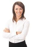 Femme d'affaires, d'isolement images libres de droits