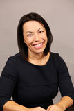 Femme d'affaires de Latina Photo stock