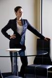Femme d'affaires hispanique Image libre de droits