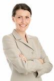 Femme d'affaires mûre Photos libres de droits