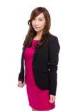 Femme d'affaires mûre Photo stock