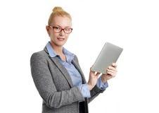 Femme d'affaires mûre Image stock