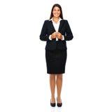 Femme d'affaires professionnelle Image stock