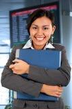 Femme d'affaires professionnelle Photographie stock