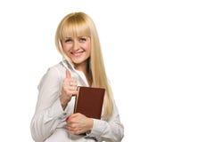 Femme d'affaires réussie Images libres de droits