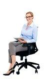 Femme d'affaires réussie photo libre de droits