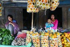 Femme d'Arunachal Pradesh Photos libres de droits