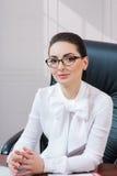 Femme d'avocat Images stock