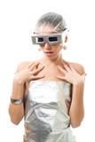 Femme d'intelligence artificielle