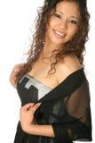 Femme d'origine ethnique photo libre de droits
