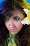 Femme de beauté Photos libres de droits