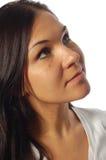 Femme de beauté Photo stock