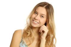 Femme de beauté Images stock