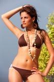 Femme de bikini Photos libres de droits