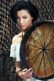 Femme de chaman photographie stock