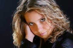 Femme de charme Photographie stock libre de droits