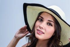 Femme de Costa Rican Photos stock