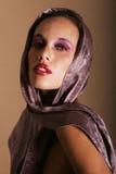 Femme de couleur magnifique Image libre de droits
