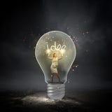Femme de créativité photos libres de droits