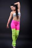 Femme de danse Photo stock