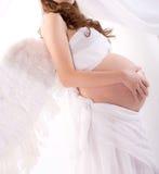 Femme de grossesse Photographie stock