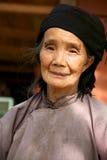 Femme de h'Mong de Sapa Vietnam Images stock