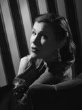 Femme de Hollywood photographie stock libre de droits