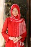 Femme de l'Islam Images stock