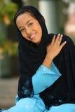 Femme de l'Islam Photos stock