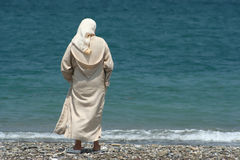 femme de mer Images libres de droits
