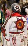 Femme de Natif américain Photographie stock