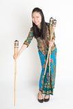Femme de Ramadan photographie stock libre de droits
