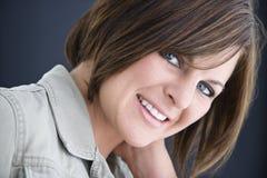 Femme de sourire. Photos libres de droits