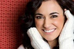femme de sourire photo libre de droits