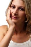 Femme de sourire Photos libres de droits