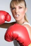 Femme de sports photo stock