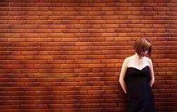 femme de verticale Photographie stock