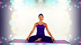 Femme de yoga