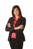 Femme du bureau photographie stock
